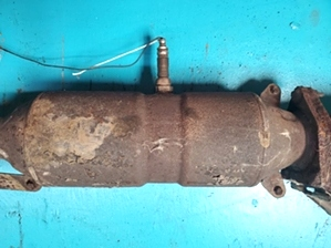 No Number Catalytic Converter   1 Unit